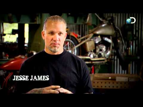 Working With A Shell | Jesse James: Outlaw Garage