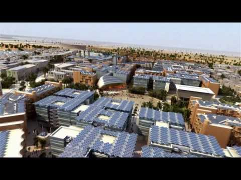 Why Design Now?: Masdar development