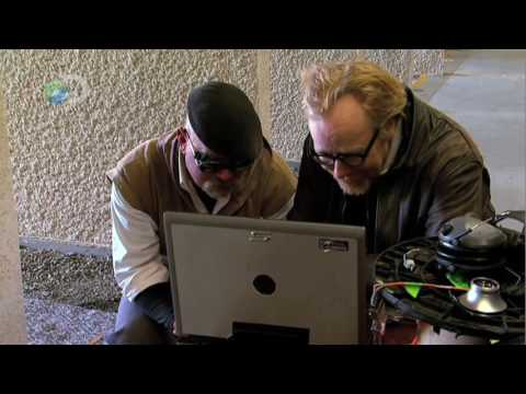 MythBusters - Knock Your Socks Off - Bullet Doozy