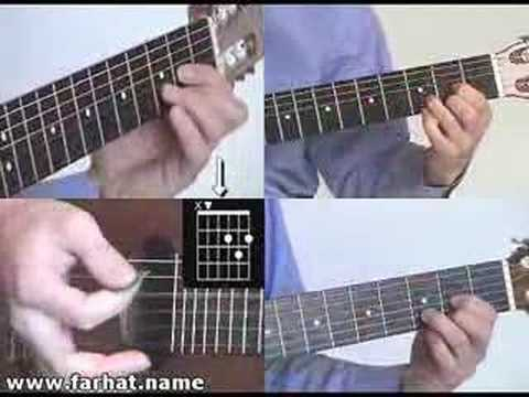 Across the Universe - The Beatles part 4 www.FarhatGuitar.com