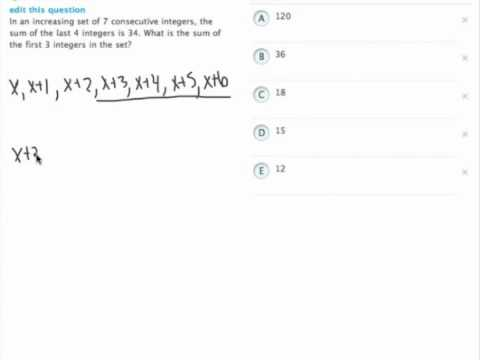 Grockit GMAT Quantitative - Problem Solving: Question 4059