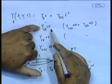 Mod-01 Lec-33 Non-linear Equations & Model Tests