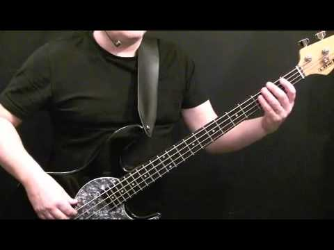 How To Play Bass Guitar to Come See About Me - The Supremes - James Jamerson