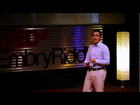 TEDxEmbryRiddle - Parv Patel - The Future of Asteroid Exploration