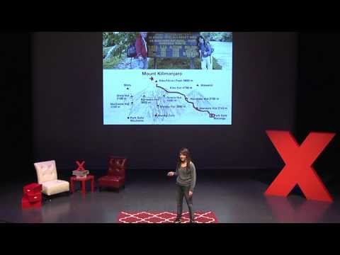 Reaching The Summit: Maria Fustic at TEDxFortMcMurray