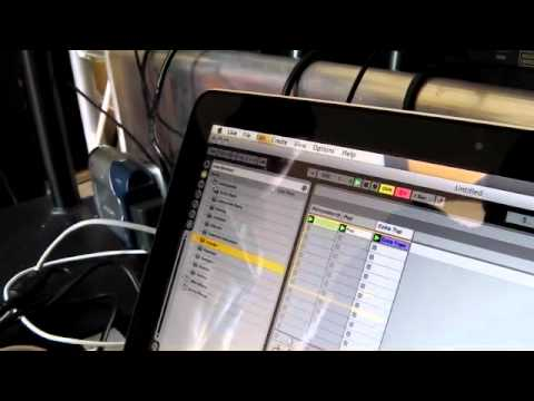 Ableton Live Tutorial video 2 with Danny Lewis