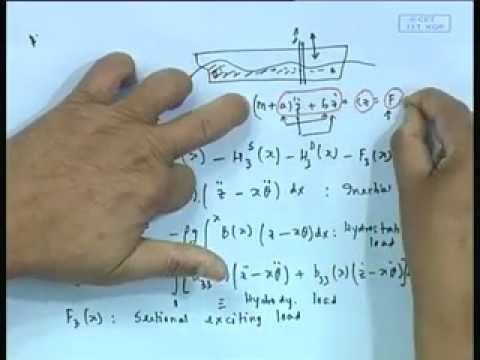 Mod-01 Lec-22 Seakeeping Considerations in Design