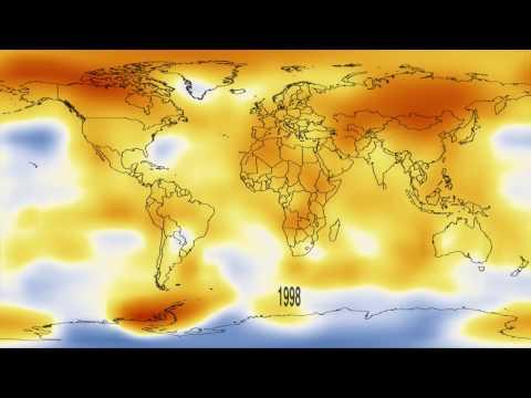 NASA | 2009 Tied For Second Hottest Year Ever Recorded