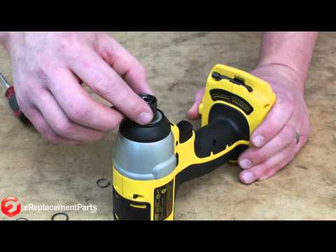 How to Replace the Chuck on a DeWalt Impact Driver--A Quick Fix