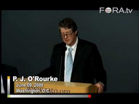 P.J. O'Rourke: Fight Teen Drunk Driving With... Drugs?