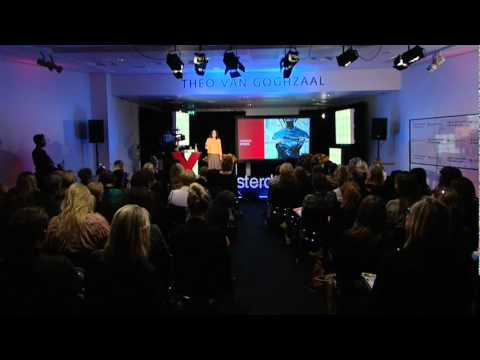 TEDxAmsterdamWomen 2011 - Jessica Stern - A Powerful Tool to Prevent Future Terror
