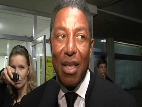 Save the World Awards - Interview with Jermaine Jackson
