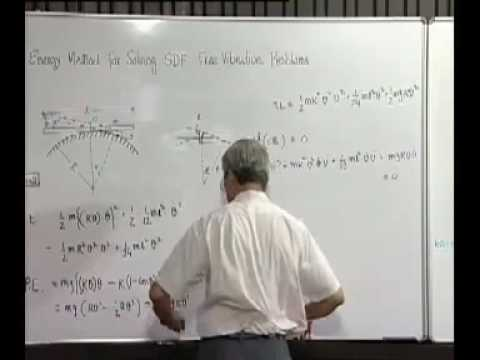 Module 8 - Lecture 3 - Dynamics of Machines
