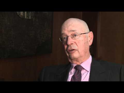 Davos 2011 - Klaus Schwab Interview