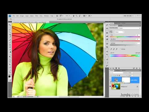 Photoshop Top 40 #28 - Hue/ Saturation