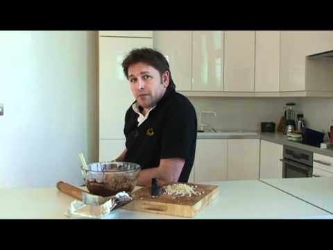 Chocolate tips - James Martin - BBC
