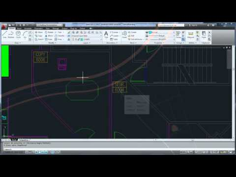 AutoCAD LT 2012: Connect Objects