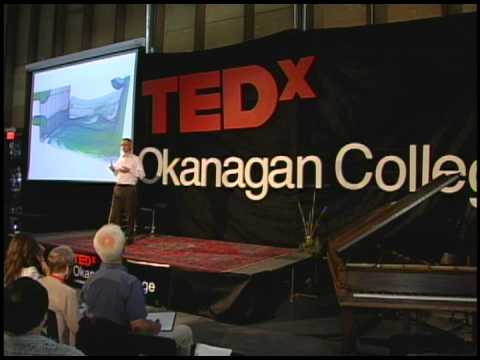 TEDxOkanaganCollege - Robert Parlane - The Agent of Change