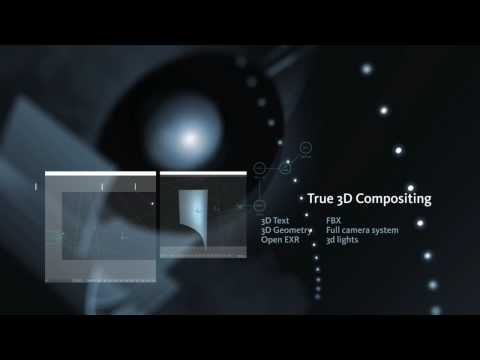 Autodesk Smoke on the Mac Promo Video