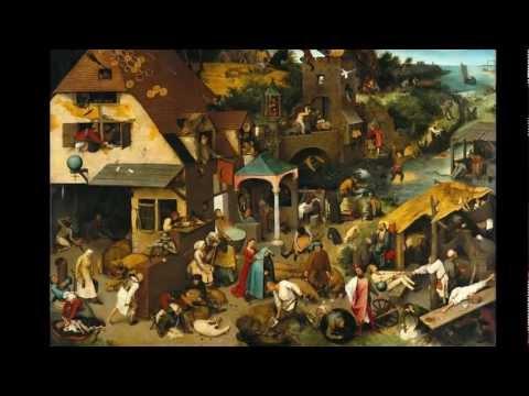 Pieter Bruegel the Elder, The Dutch Proverbs, 1559