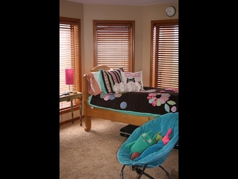 Cute Girl Bedroom Tour (Revised)