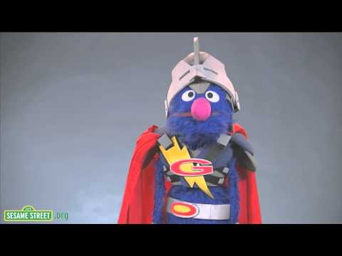Sesame Street: How to Be A Super Hero
