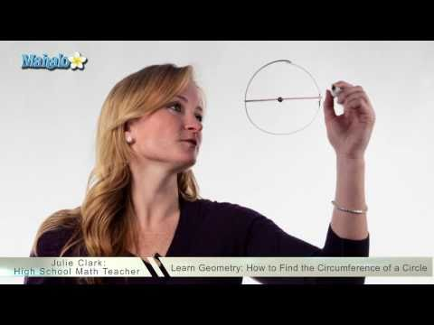 Learn Geometry: How to Find the Circumference of a Circle