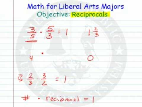Reciprocals of Rational Numbers