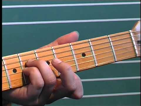 How To play High And Dry by Radiohead on guitar