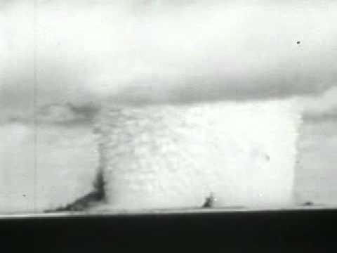 A-Bomb Test at Bikini Atoll (1946)