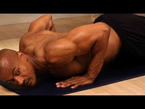 How to Do a Narrow Grip Push Up | Home Chest Workout for Men
