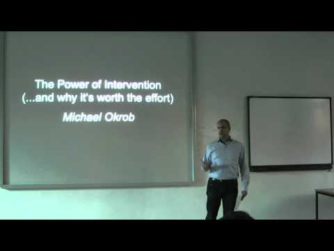 TEDxJacobsUniversity - Michael Okrob - The Educational Revolution: Were you part of it?
