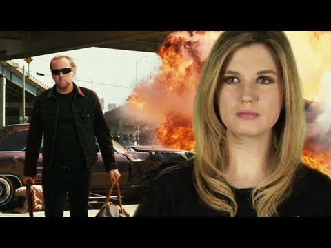 Drive Angry 3D Movie Review