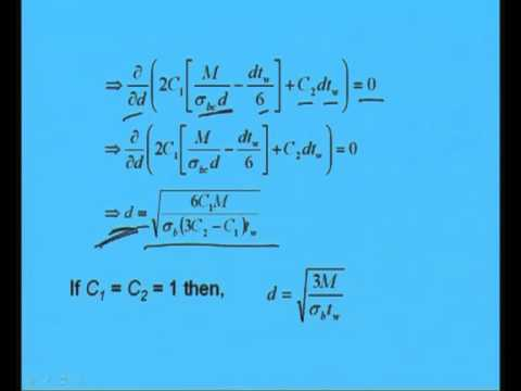 Mod-7 Lec-4 Introduction to Plate Girders-Part 2