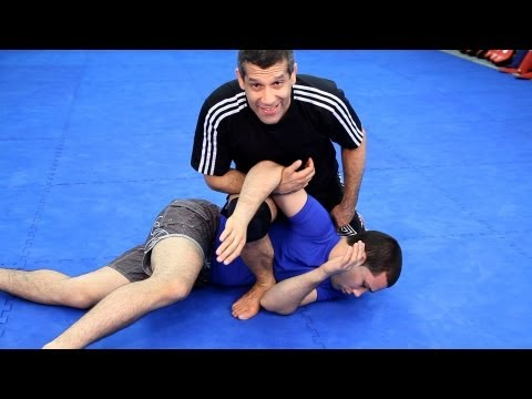 Mount: Double Attack Mount / Stabilizing Mount | MMA Fighting Techniques