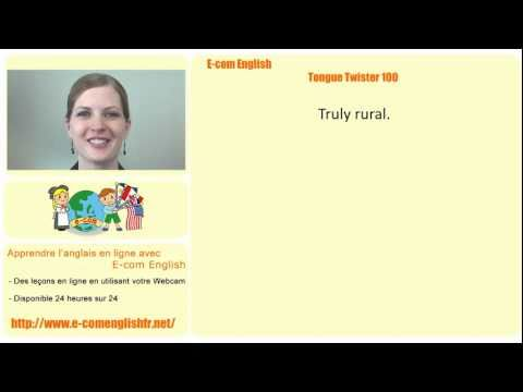 E-com English: Tongue Twister 72/100