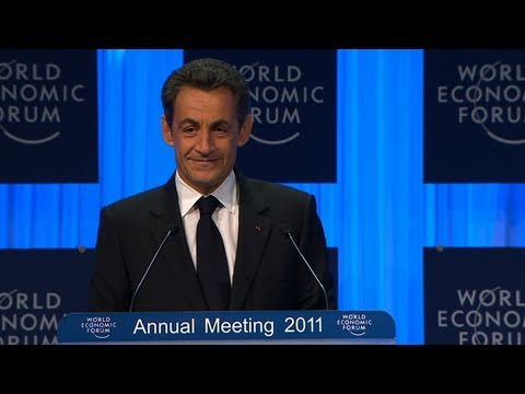Davos Annual Meeting 2011 - Nicolas Sarkozy - Vision for the G20