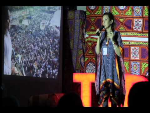 First Female Presidential Candidate In Egyptian History: Bothaina Kamel at TEDxTanta