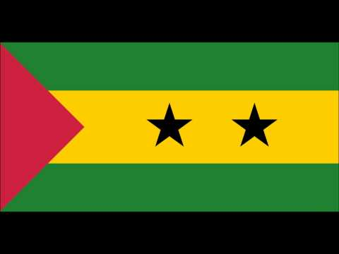 National Anthem of São Tomé and Príncipe