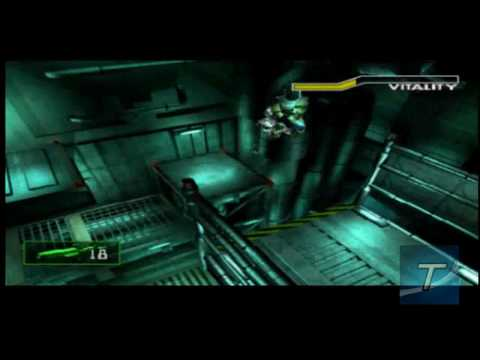 Dino Crisis 2 (PS1) Walkthrough Part 8 - Underwater Facility II