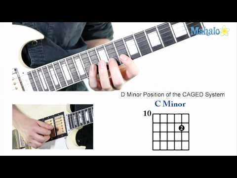 Lesson 25: Minor CAGED System: D Position