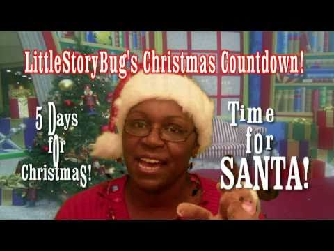 5 Days Until Christmas - Littlestorybug's Christmas Countdown - Day 20