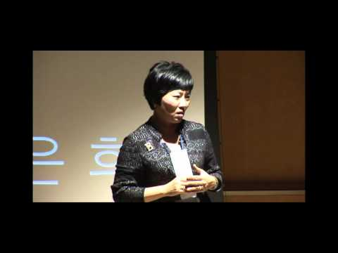 TEDxSinchon - Jung Eunhee -  Failure is nothing but an episode
