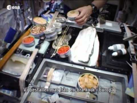 Feeding our future - nutrition on Earth and in space (Svenska)