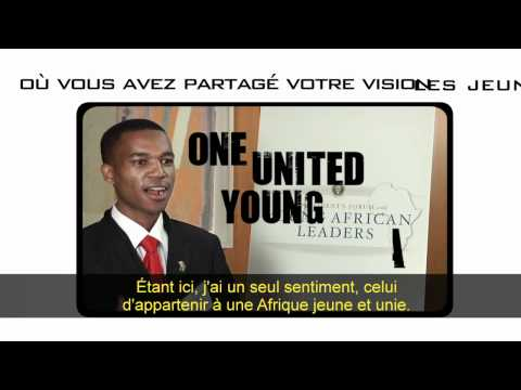 2011 Dialogue with Young African Leaders (French).mov