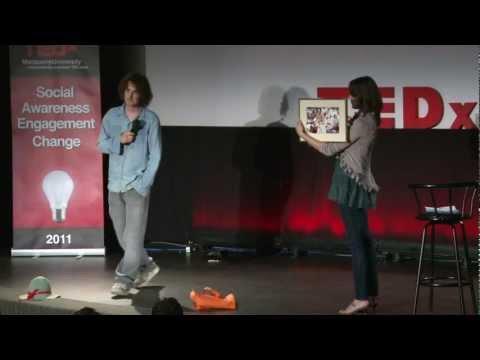 TEDxMacquarieUniversity - Chris Wright - Ode to Erasmus