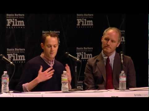 2012 Santa Barbara International Film Festival Screenwriter's Panel: Will Riser | lynda.com
