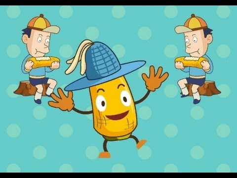 Muffin Songs - Jimmy Crack Corn   | nursery rhymes & children songs with lyrics | muffin songs