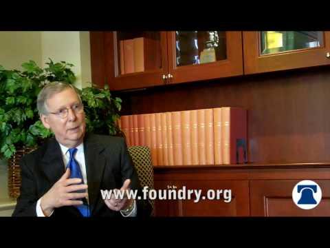 Senator McConnell (R-KY) Discusses Terrorism