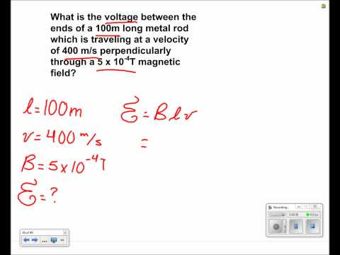 Electromagnetic Induction Presentation #13